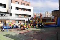 افتتاحیه المپیاد ورزشی درون مدرسه ای