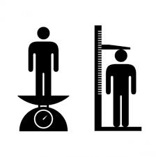بررسی قد و وزن نوآموزان پیش دبستانی