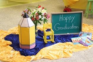جشن پایان سال نوآموزان پیش دبستان