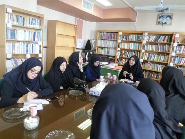 برگزاری دومین جلسه شورای آموزگاران
