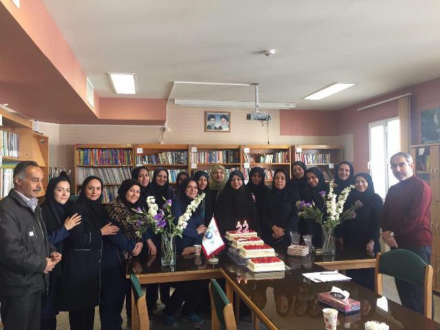 برگزاری جشن ها ی دهه فجر و پیروزی انقلاب ویزه همکاران