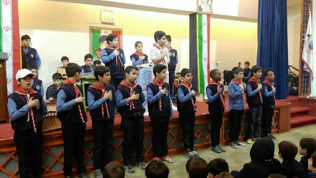 برگزاری جشن ها ی دهه فجر و پیروزی انقلاب